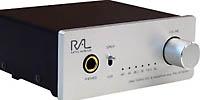 ラトックシステム 24bit/192kHz対応 DAC内蔵ヘッドホンアンプ RAL-24192HA1