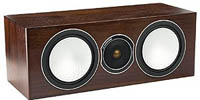 Monitoraudio センタースピーカー Silver-Centre (Walnut)