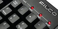 FILCO Majestouch2 108フルキー 日本語配列 FKBN108ML/JB2(独Cherry黒軸採用)