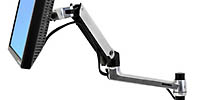 Ergotron LX Desk Mount LCD Arm 45-241-026